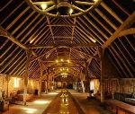 Tudor Barn, Suffolk, England