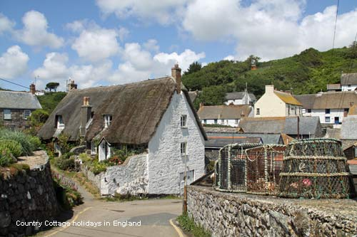 holiday cottages england