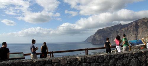 apartments to rent Los Gigantes Tenerife