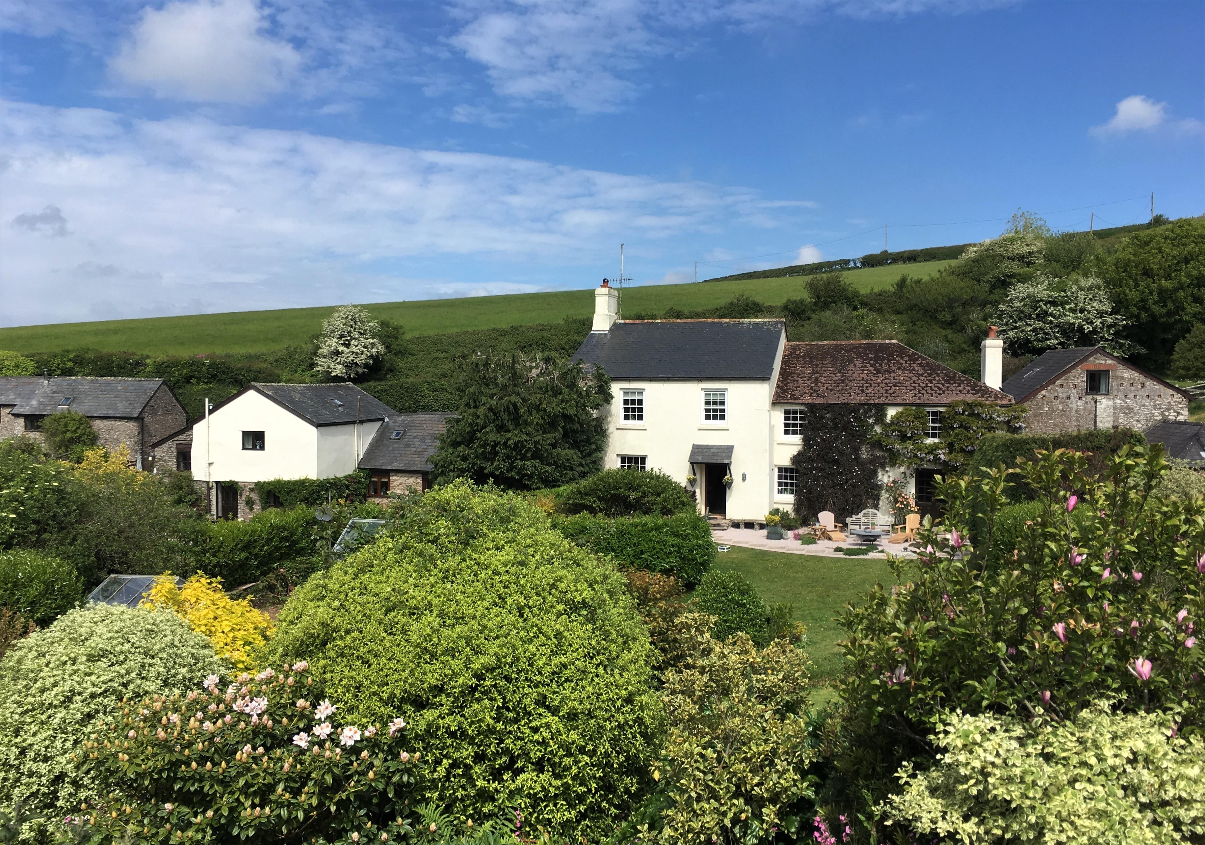 Dittiscombe Hills Estate & Cottages, South Devon