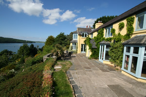 Dogs permitted cottage with a pool  in Pembrokeshire, West Wales