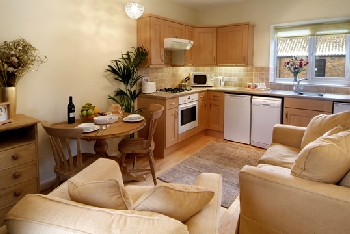 Whirlpool bath cottage sleeps 2 in North Yorkshire
