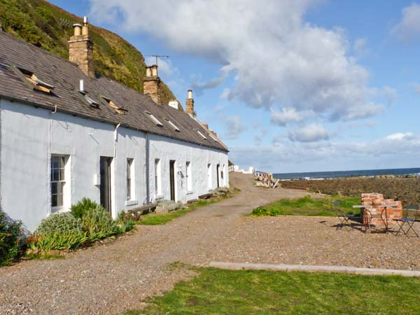 Shoreside Cottage Beach Cottage Burnmouth Southern Scotland