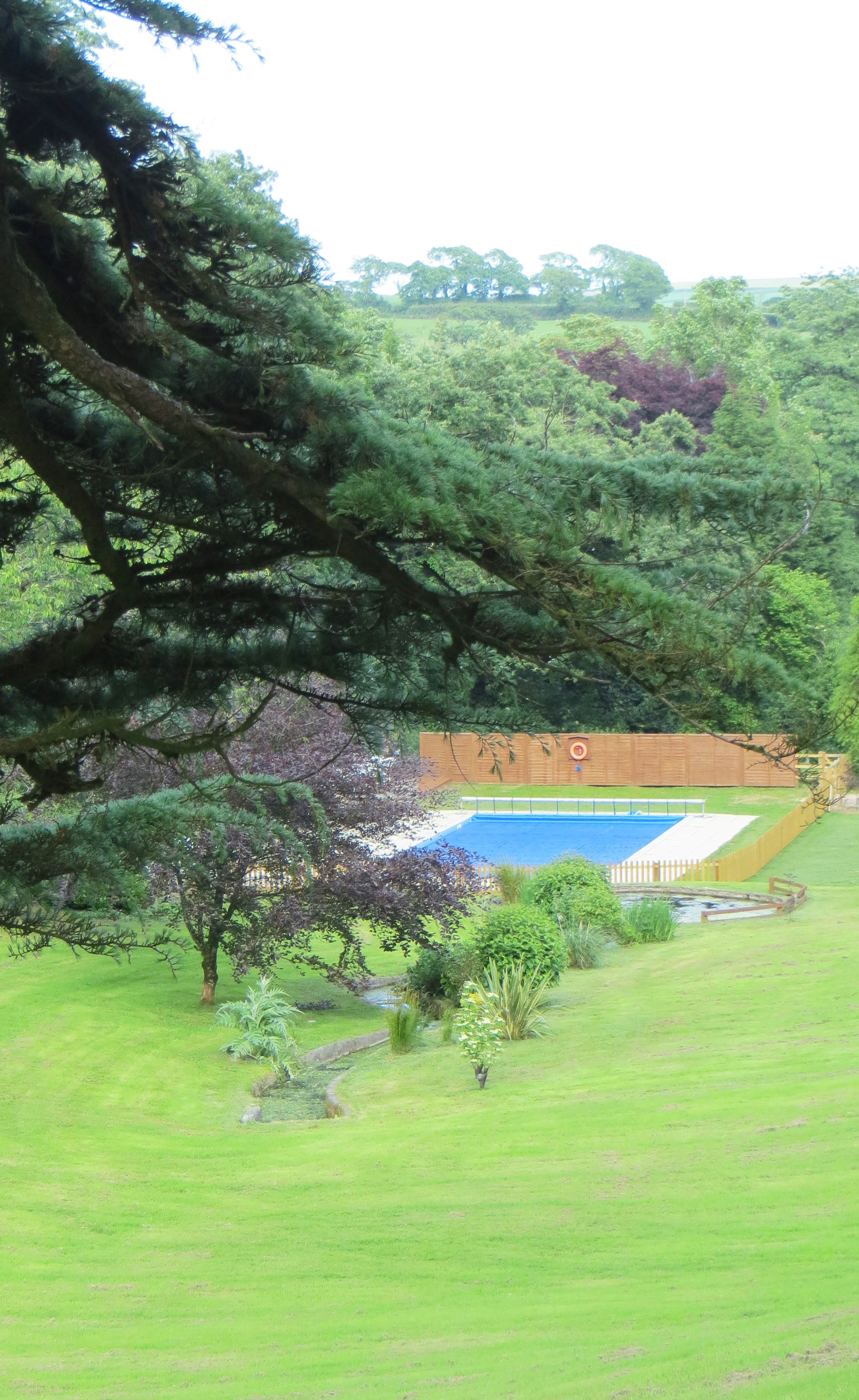 Cottages With A Swimming Pool In South Hams West Country South West Apartment With Swimming