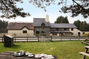 Accommodation with a large bed sleeps 2 in Mid Wales