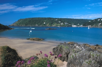 Cottage with king-size bed for 2 in South Hams, South Devon, West Country