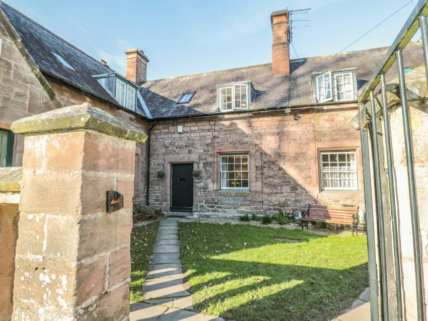 Gamekeeper's Rural Cottage, Northumberland