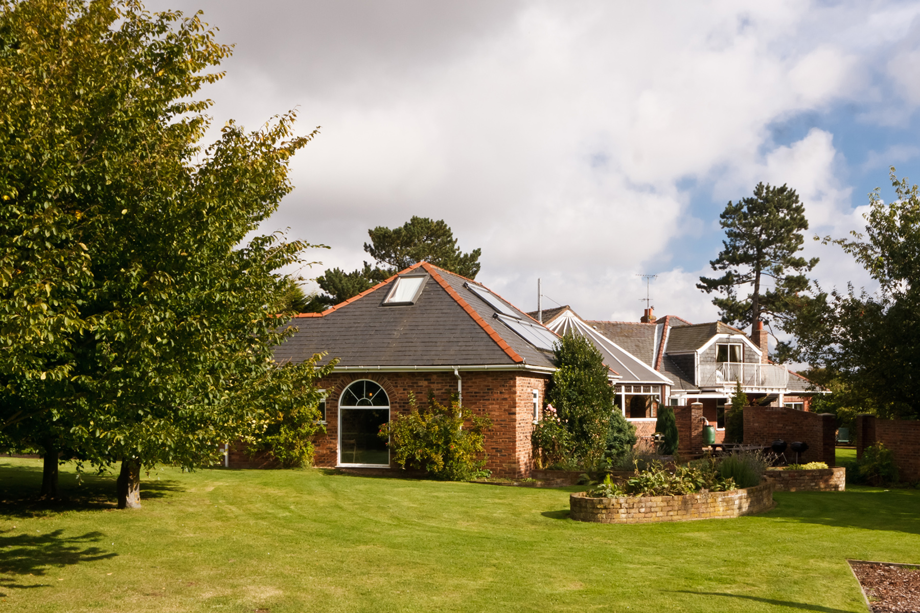 Holiday Accommodation Swimming Pool In Lincolnshire