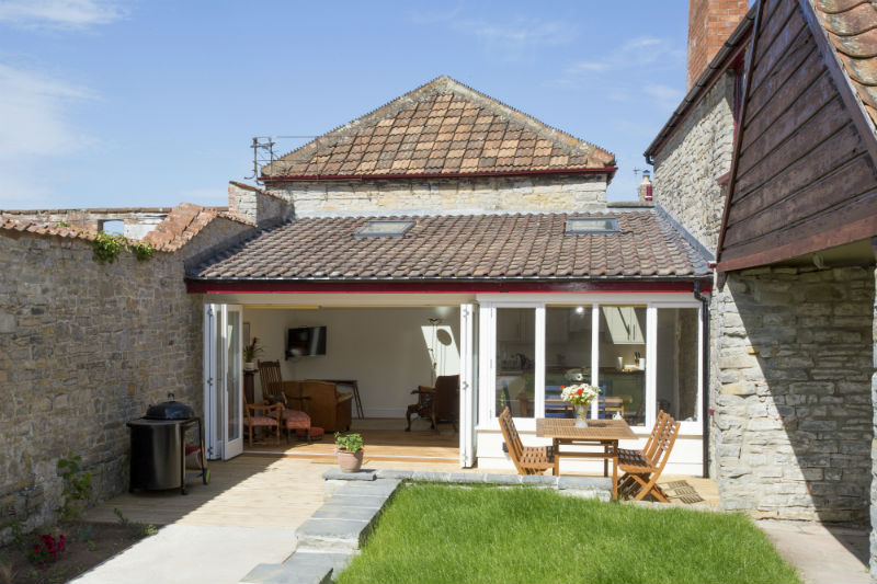 Cottages with a BBQ for 2 in The West Country, South West