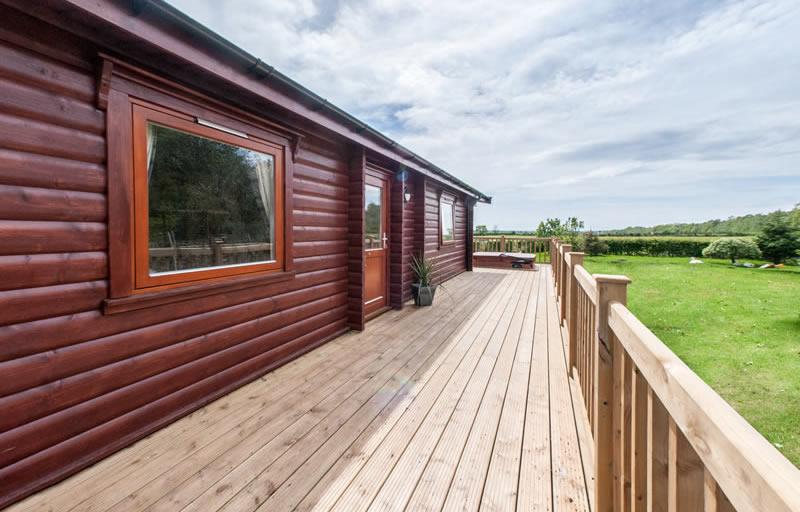 Pheasant Lodge Scottish Borders
