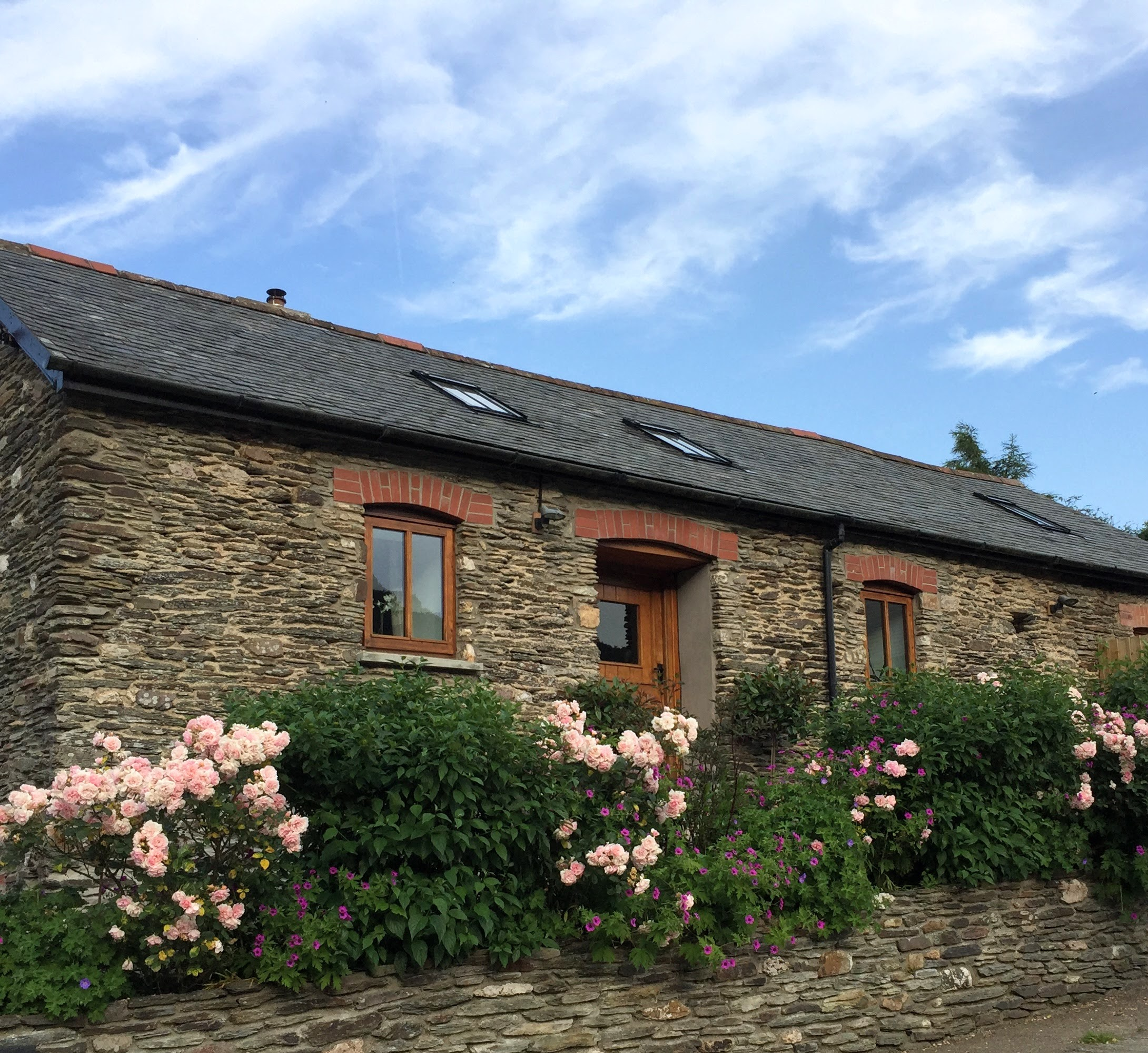 Hot tub cottage for 2 in South West, West Country