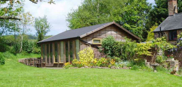 Cottages with a BBQ for 2 in Quantock Hills, Somerset, West Country