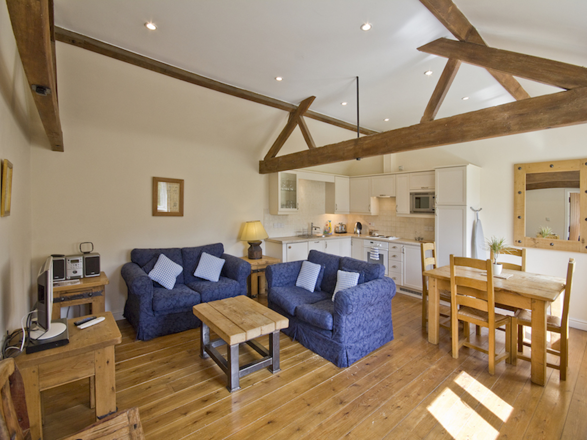 Cottage with a spacious bed couples in Cotswolds, Shakespeare Country