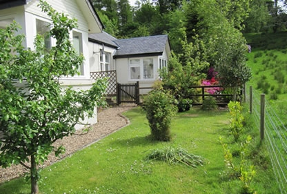 Coastal cottage couples in West Coast Scotland, North Ayrshire