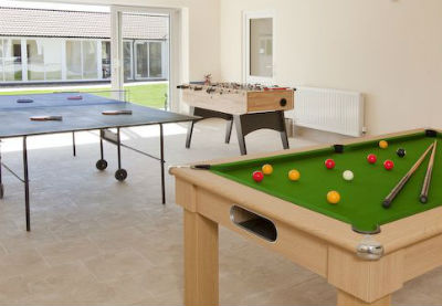 Big House Games Room