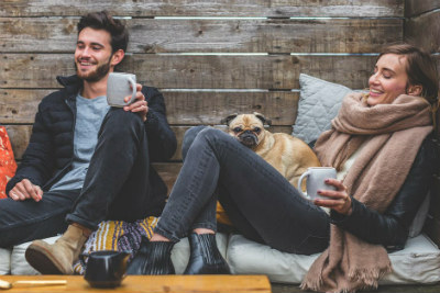Pet-Friendly romantic retreats