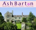 Ash Barton estate with pool, Devon, England
