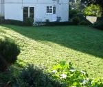Garden Flat dog friendly holiday cottage, Mevagissey, South West England , Cornwall, England