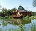 Badwell Ash Holiday Lodges, Suffolk, England