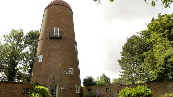 The Mill, Holiday Windmill, Braunston - Main Photo