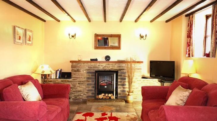 Dittiscombe Holiday Cottages, South Devon - Photo 2