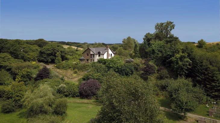 Acorn Retreat, at Oakmead House, edge of Exmoor - Main Photo