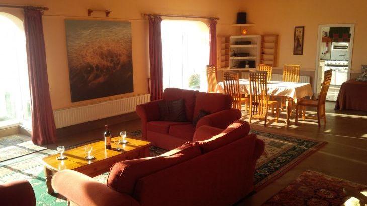 Lios Dána Lodge, sleeps  12,  Photo 9