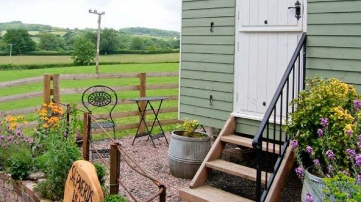 The Shepherd's Hut, Leighton, Heart of England - Photo 9