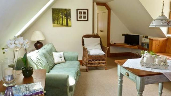 Woodpecker Loft dog friendly holiday apartment - Photo 1
