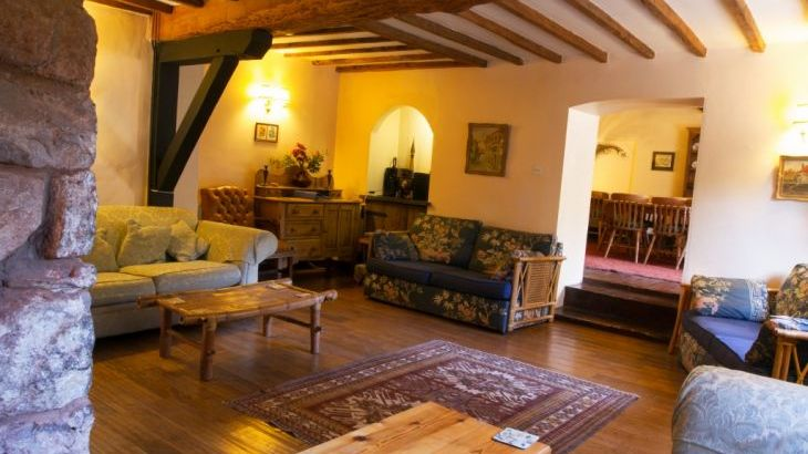 Duddings Country Cottages, sleeps  18,  Photo 3