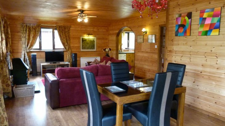 Milk Wood Bach Log cabin for 2 to 3 people - Photo 3