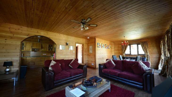 Milk Wood Bach Log cabin for 2 to 3 people - Photo 4