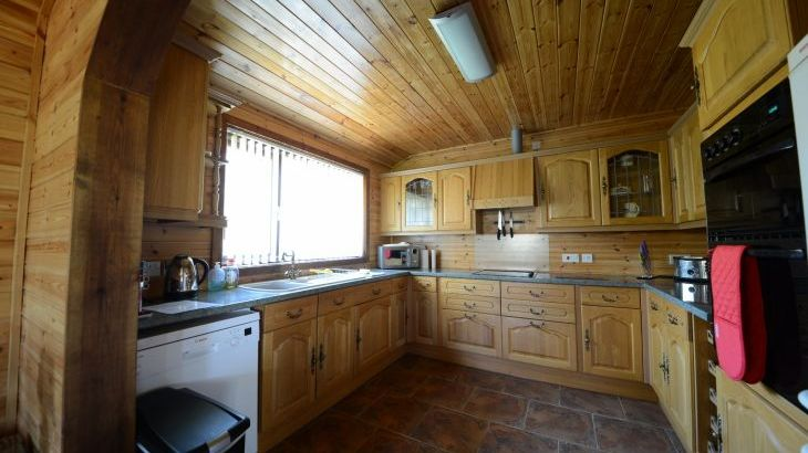 Milk Wood Bach Log cabin for 2 to 3 people - Photo 5