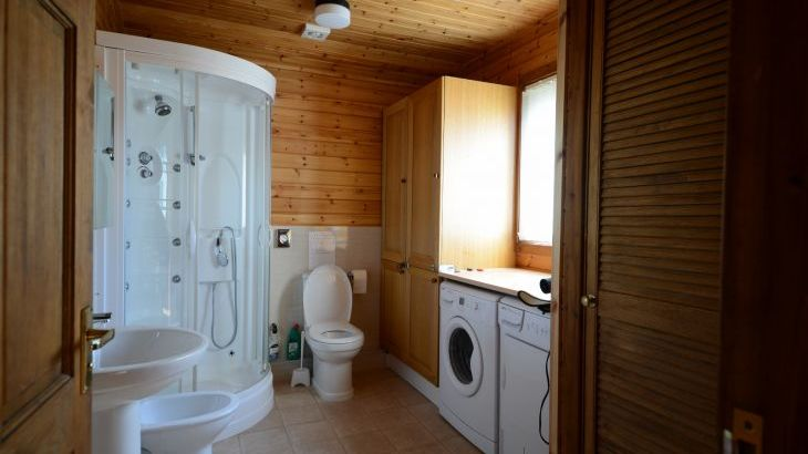 Milk Wood Bach Log cabin for 2 to 3 people - Photo 6