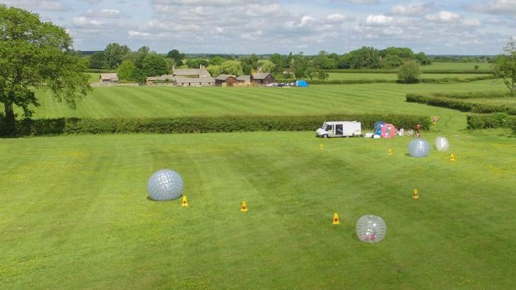 The Cotswold Manor Vineyard, Exclusive Hot-Tub, Games/Event Barns, 70 acres of Parkland - Photo 12