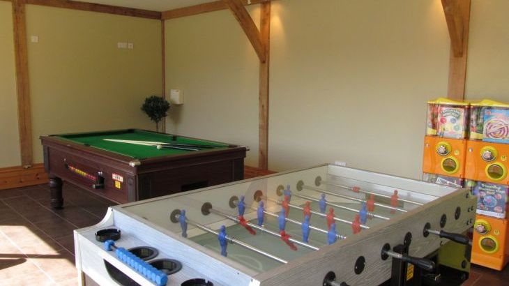 The Victorian Barn Self Catering Holidays with Pool & Hot Tubs, Dorset. - Photo 14