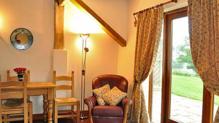 Blithfield Lakeside Barns, sleeps  32,  Photo 9
