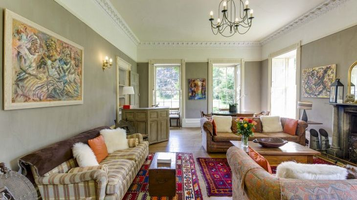 Glansevin Mansion, sleeps  56,  Photo 7