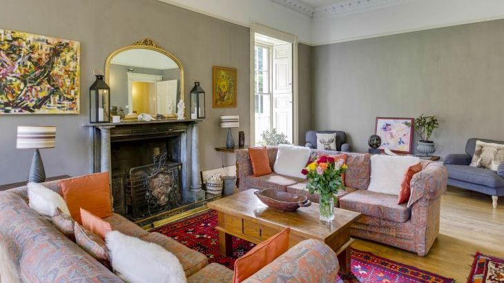 Glansevin Mansion, sleeps  56,  Photo 8