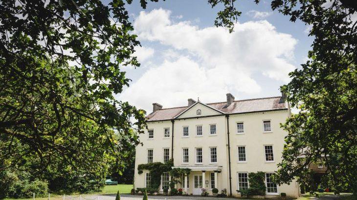 Glansevin Mansion, sleeps  56,  Photo 1
