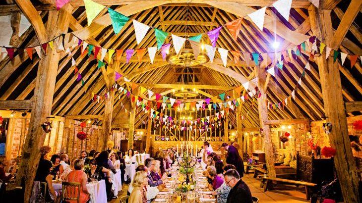 Tudor Barn, sleeps  30,  Photo 5