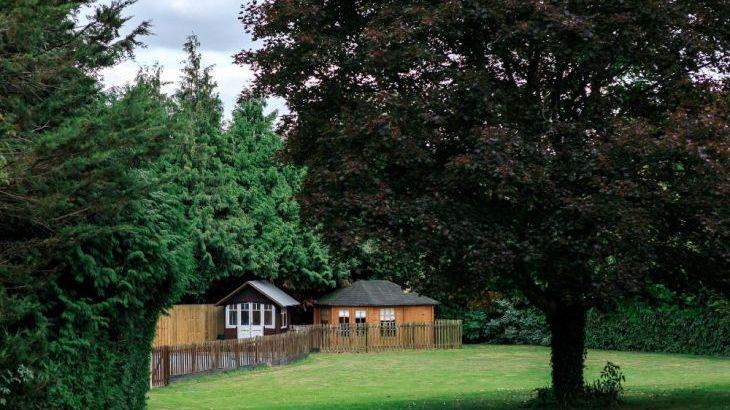 The Lodge, sleeps  32,  Photo 37