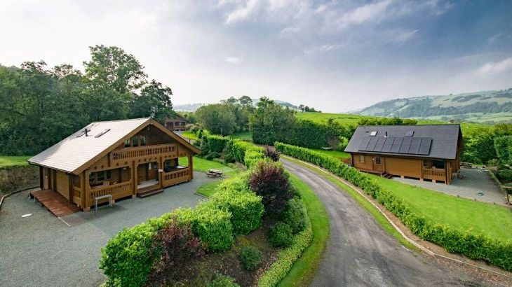 Luxury Lodges Wales - Main Photo