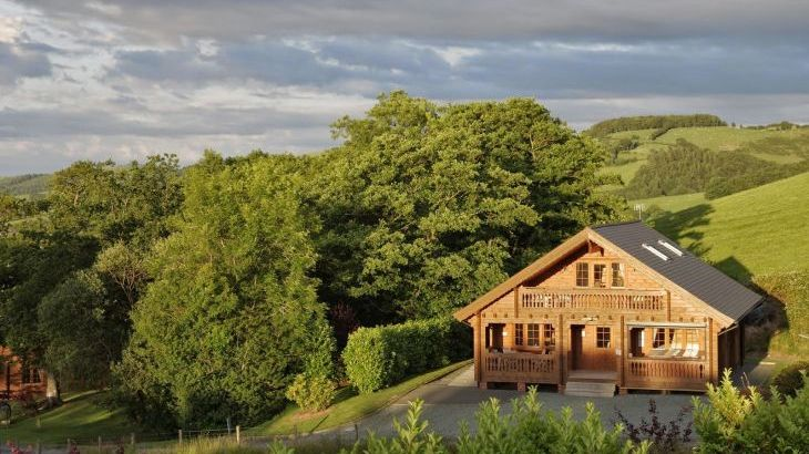 Luxury Lodges Wales - Photo 1