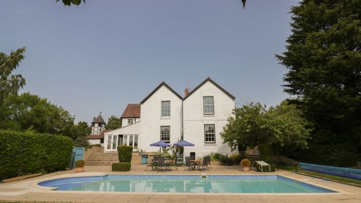 Norton Grange Manor House, sleeps  16,  Photo 51