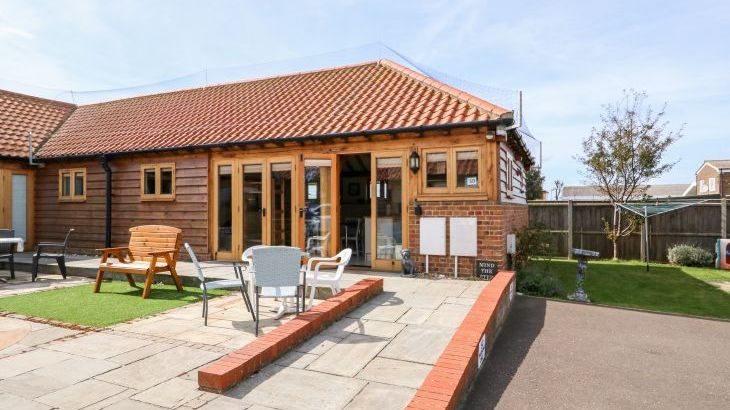 Hideways Beach Cottage, Hunstanton, East Anglia  - Main Photo
