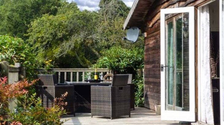 Woodmancote Holiday Lodge  Linchmere  West Sussex