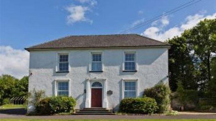 Hafod Grove, sleeps  18,  group holiday rental, Pembrokeshire