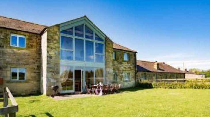 Burnfoot Holiday Cottages, sleeps  10,  group holiday rental, Northumberland