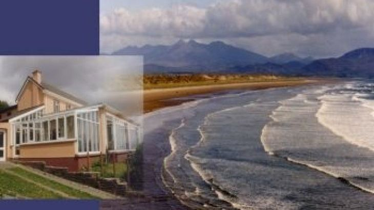Lios Dána Lodge, sleeps  12,  group holiday rental, Kerry